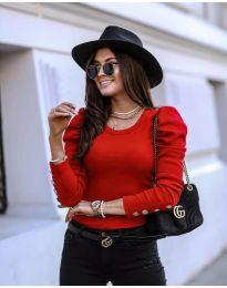Bluza - kod 4448 - crvena