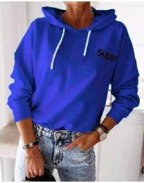 Bluza - kod 4400 - plava