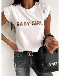 Majica - kod 983 - bijela