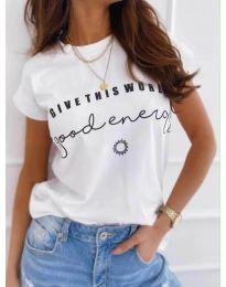 Majica - kod 933 - bijela
