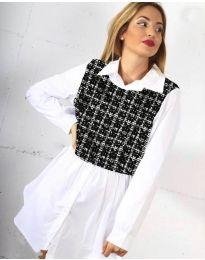 Košulja - kod 9990 - 3 - bijela