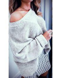 Džemper - kod 176 - bijela