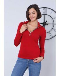 Bluza - kod 2059 - 1 - crvena