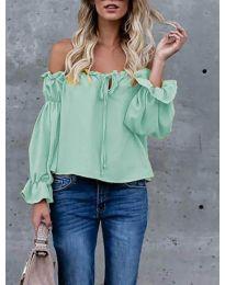 Bluza - kod 5574 - menta