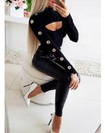 Bluza - kod 3508 - crna