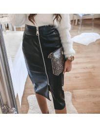Suknja - kod 4789 - crna