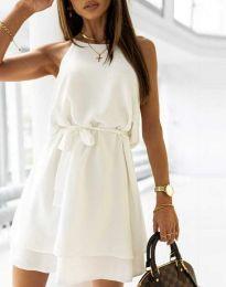 Haljina - kod 9968 - bijela