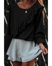 Bluza - kod 6009 - crna