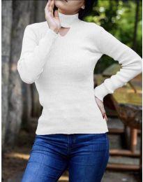 Bluza - kod 5191 - bijela