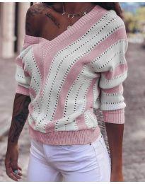 Bluza - kod 786 - roze