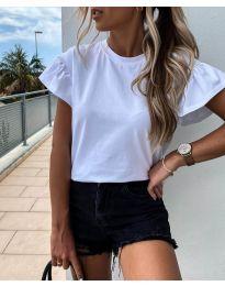 Majica - kod 520 - bijela