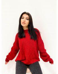 Džemper - kod 4172 - crvena