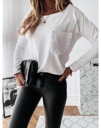 Bluza - kod 0382 - bijela
