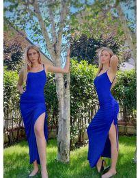 Haljina - kod 7858 - plava