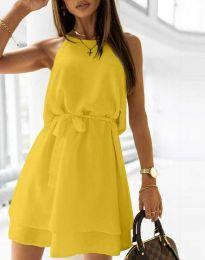 Haljina - kod 9968 - žuta