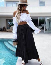 Suknja - kod 3836 - crna