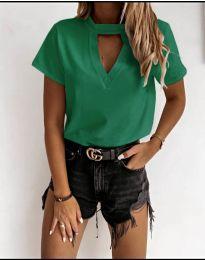 Majica - kod 3597 - maslinasto zelena
