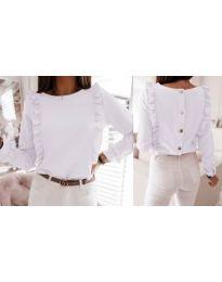 Bluza - kod 4171 - bijela