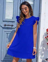 Haljina - kod 6261 - tamno plava