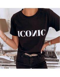 Majica - kod 996 - 2 - crna