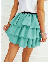 Suknja - kod 913 - menta