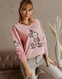 Bluza - kod 2959 - roze