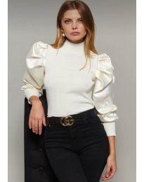 Bluza - kod 7868 - bijela