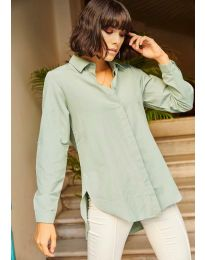 Košulja - kod 10508 - 4 - menta