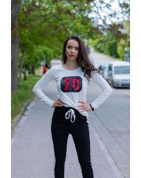 Majica - kod 987 - bijela