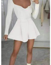 Kratke hlače - kod 1455 - bijela
