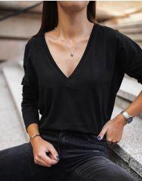 Bluza - kod 3574 - crna