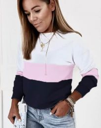 Bluza - kod 9966 - 4 - šarena