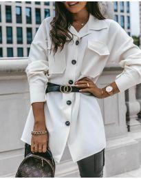Košulja - kod 4848 - bijela