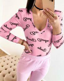 Bluza - kod 11633 - roze