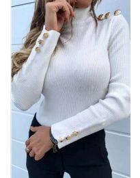 Bluza - kod 378 - bijela