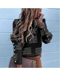 Košulja - kod 784 - crna