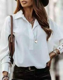 Košulja - kod 4218 - bijela