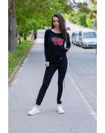 Majica - kod 987 - 1 - crna