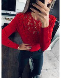 Bluza - kod 6660 - crvena