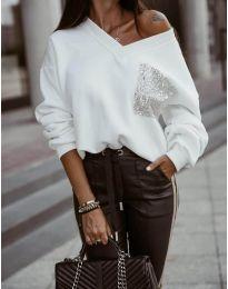Bluza - kod 904 - bijela