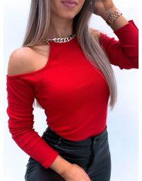 Bluza - kod 4191 - crvena