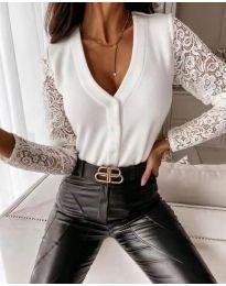 Bluza - kod 3611 - bijela