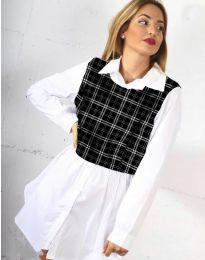 Košulja - kod 9990 - 5 - bijela