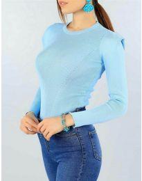 Bluza - kod 374 - svijetlo plava