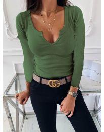 Bluza - kod 875 - zelena
