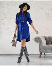 Haljina - kod 9601 - tamno plava