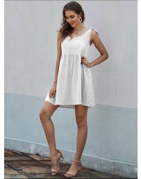 Haljina - kod 2255 - bijela