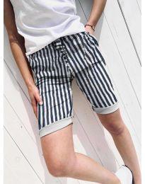 Kratke hlače - kod 9393 - crna