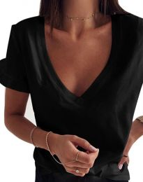Majica - kod 2462 - crna