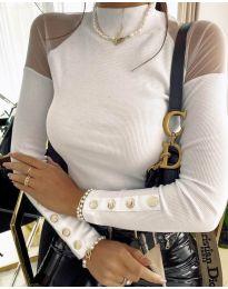 Bluza - kod 2771 - 1 - bijela